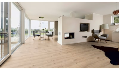 ter Hürne Designboden »Eiche mandelbraun«, mit fühlbarer Oberfläche und Klicksystem kaufen