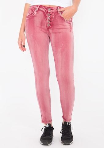 Blue Monkey Skinny - fit - Jeans »Maya 1480« kaufen