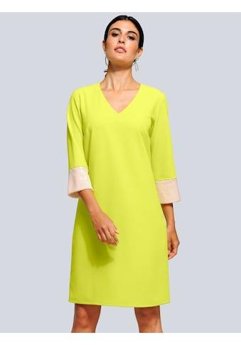Alba Moda Kleid mit modischen Pailletten kaufen