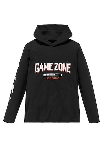 KIDSWORLD Kapuzenshirt »GAME ZONE« kaufen