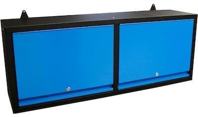 Güde Hängeschrank, B/T/H: 120x30,5x46 cm, 2 Türen, abschließbar, für Werkstatt GWS 2 T kaufen