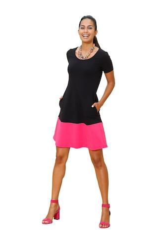 Amy Vermont Jerseykleid mit ausgestelltem Rockteil kaufen