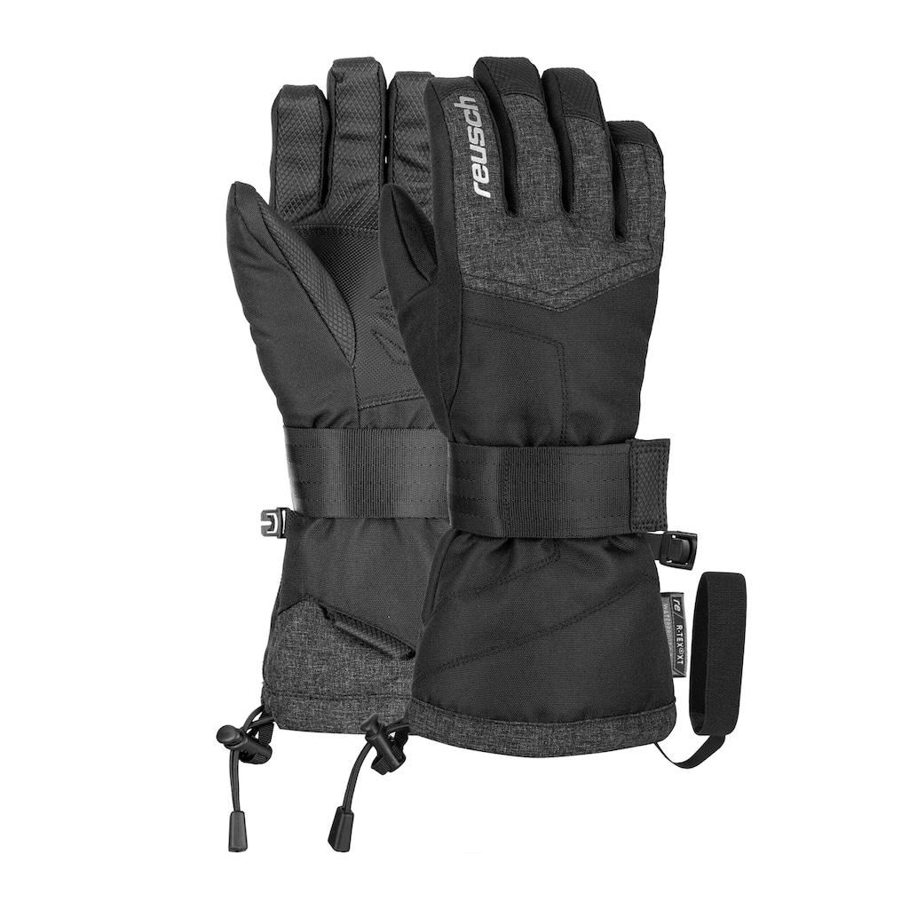 Reusch Skihandschuhe »Baseplate R-TEX® XT Junior«, mit wasserdichten Funktionsmembrane
