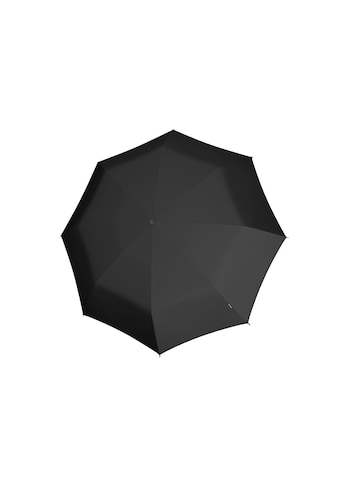 Knirps® Taschenregenschirm »X1, black« kaufen