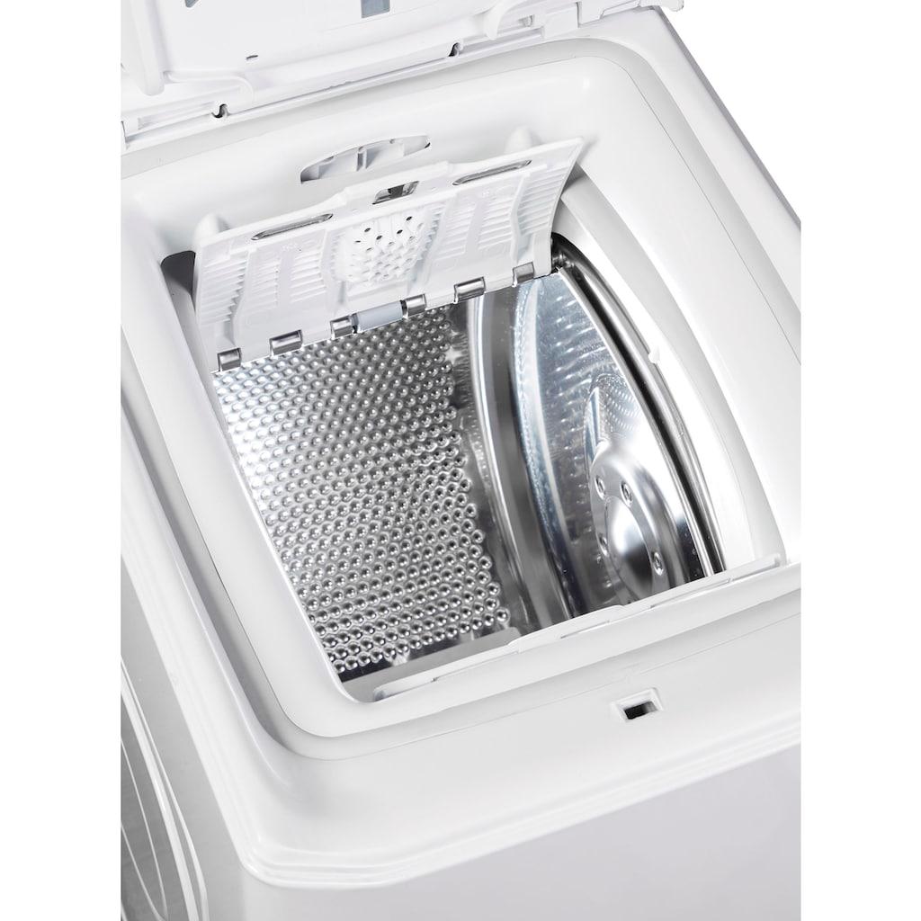 Hoover Waschmaschine Toplader SLFNH G464TAH-84