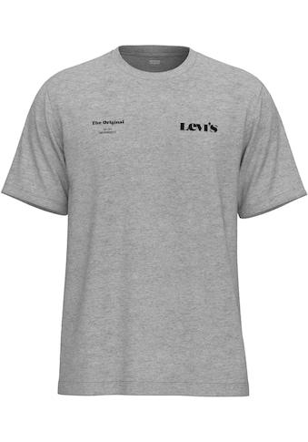 Levi's® T-Shirt »SS RELAXED FIT TEE«, mit lässigem Batwing-Print kaufen