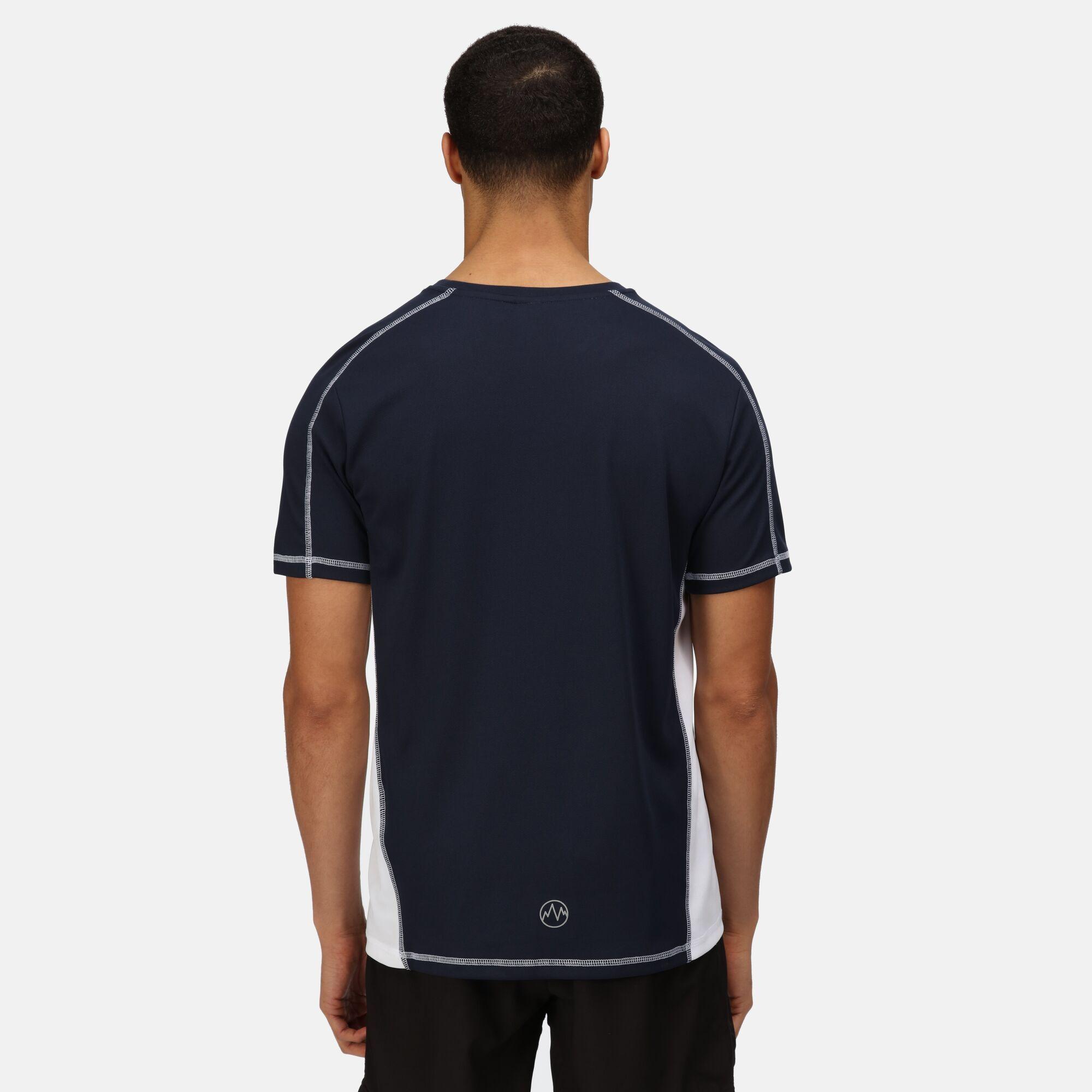 regatta -  T-Shirt Activewear Herren Kurzarm- Beijing