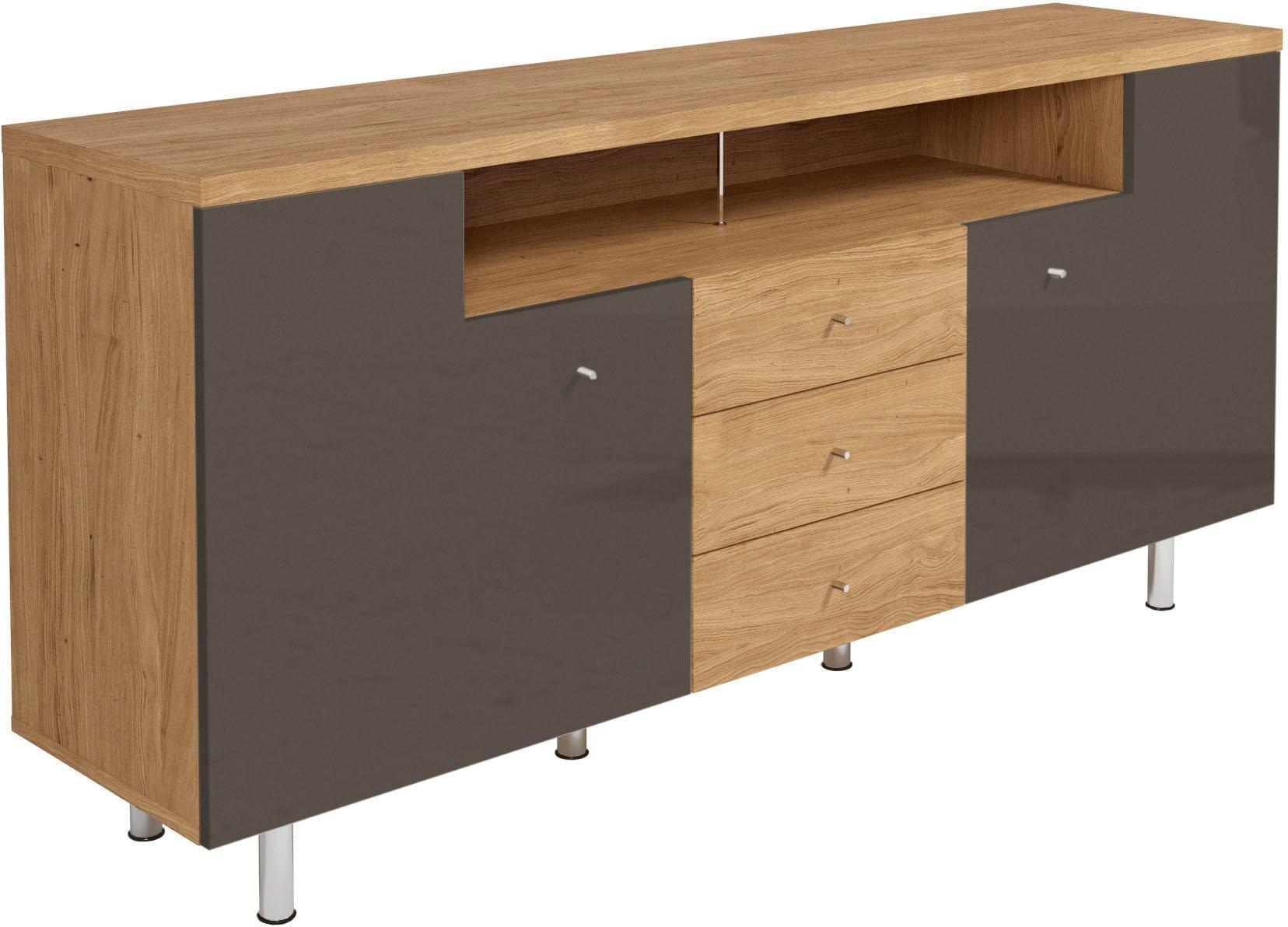 now! by hülsta Sideboard now! time mit offenem Fach Breite 190 cm