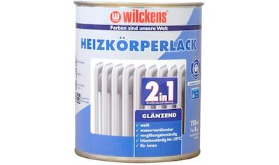 Wilckens Farben Heizkörperlack »2in1 Heizkörperlack glänzend«, geruchsarm kaufen