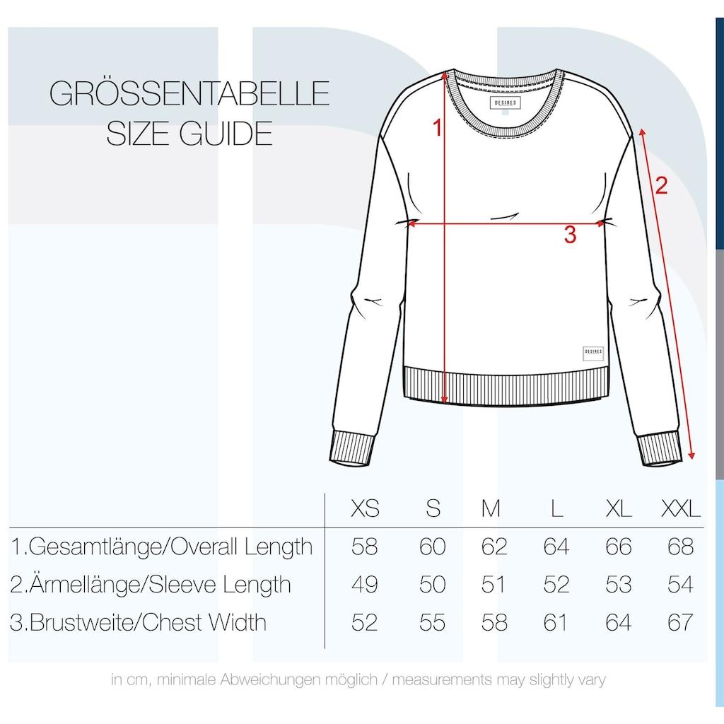 DESIRES Sweatshirt »Emma«, Pullover mit Print