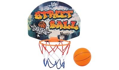 SIMBA Basketballkorb, (Set), mit Türhalterung kaufen