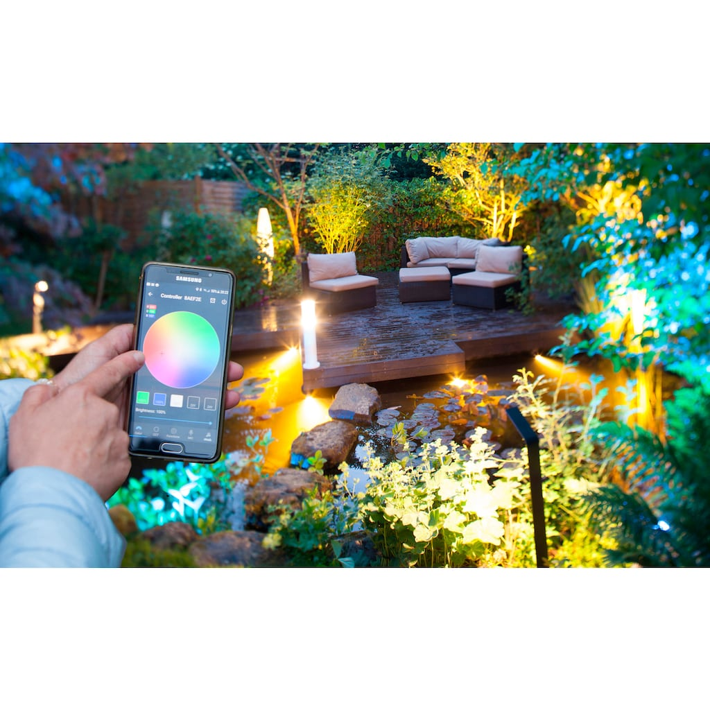 Heissner Verlängerungskabel »SMART LIGHTS L524-00«, 10 m