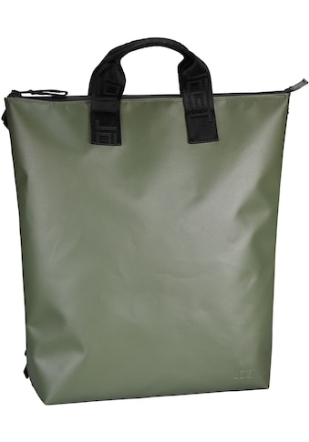 Jost Freizeitrucksack »Tolja, X-Change S, olive«, Made in Europe, enthält recyceltes... kaufen