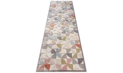 Läufer, »Ailette«, ELLE Decor, rechteckig, Höhe 8 mm, maschinell gewebt kaufen