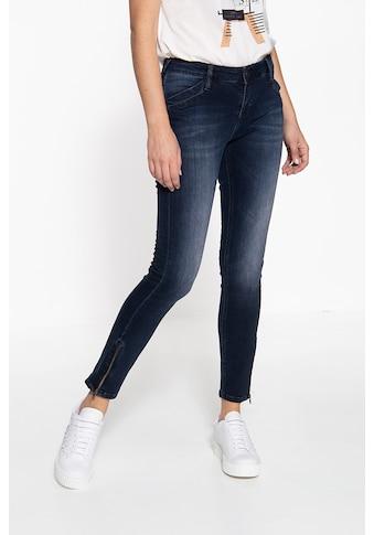 ATT Jeans 5-Pocket-Jeans »Carron«, mit Reißverschlüssen an den Beinabschlüssen kaufen