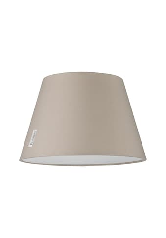 Paulmann,LED Deckenleuchte»Mea Beige mit Stoffschirm Durchmesser 25 cm max. 20W E14«, kaufen