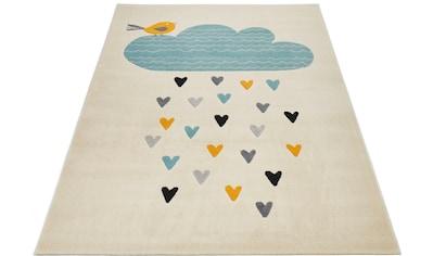 Zala Living Kinderteppich »Lovely Rainfall«, rechteckig, 9 mm Höhe kaufen