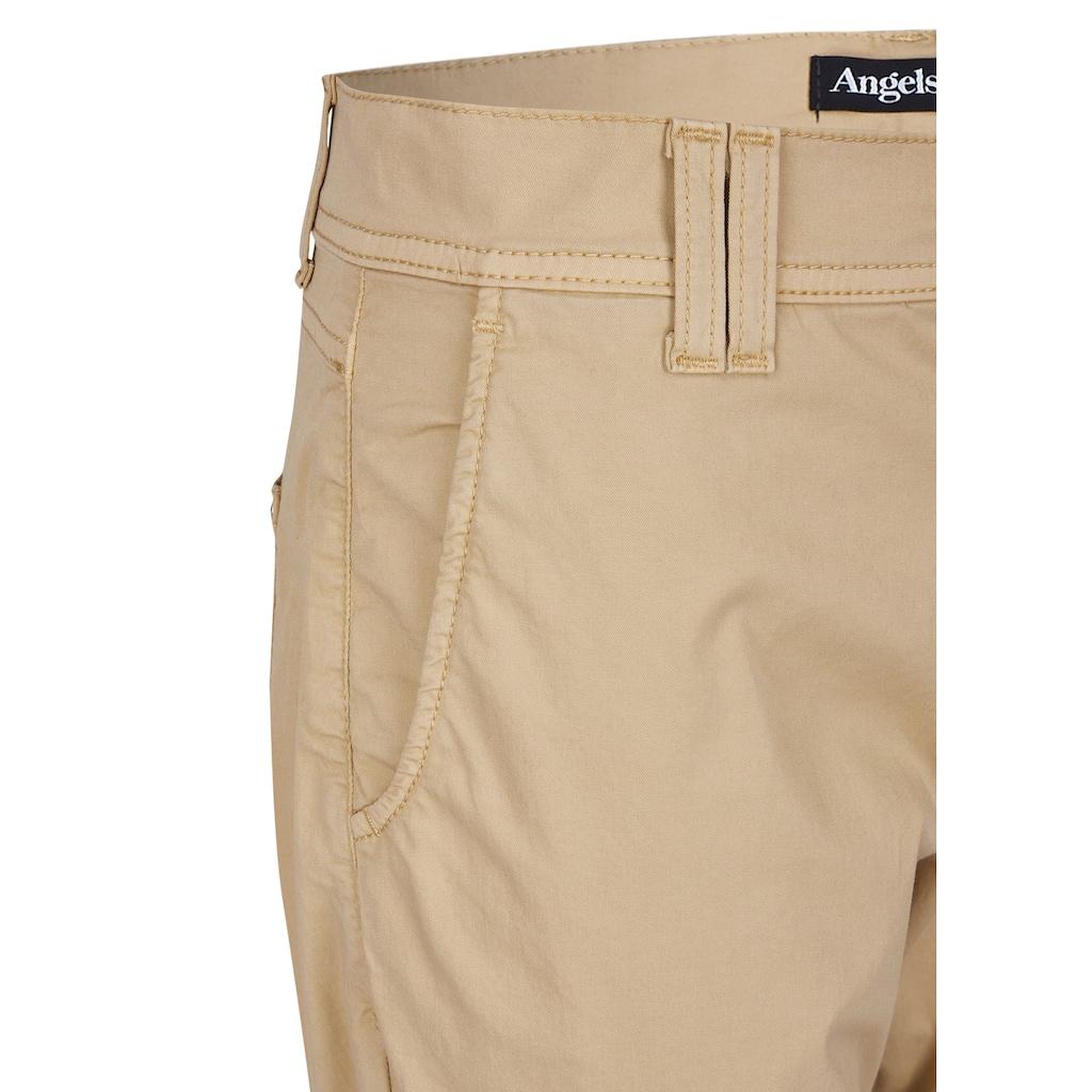 ANGELS 3/4-Jeans,Lia' mit weitem Bein
