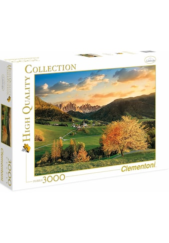 Clementoni® Puzzle »High Quality Collection - Die Alpen«, Made in Europe kaufen