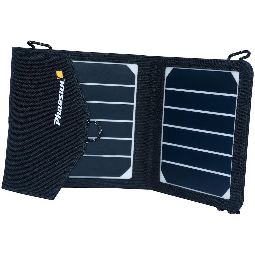 Phaesun Solarladegerät »Trek King«, 1000 mA, 2x3,5 W, 5 VDC