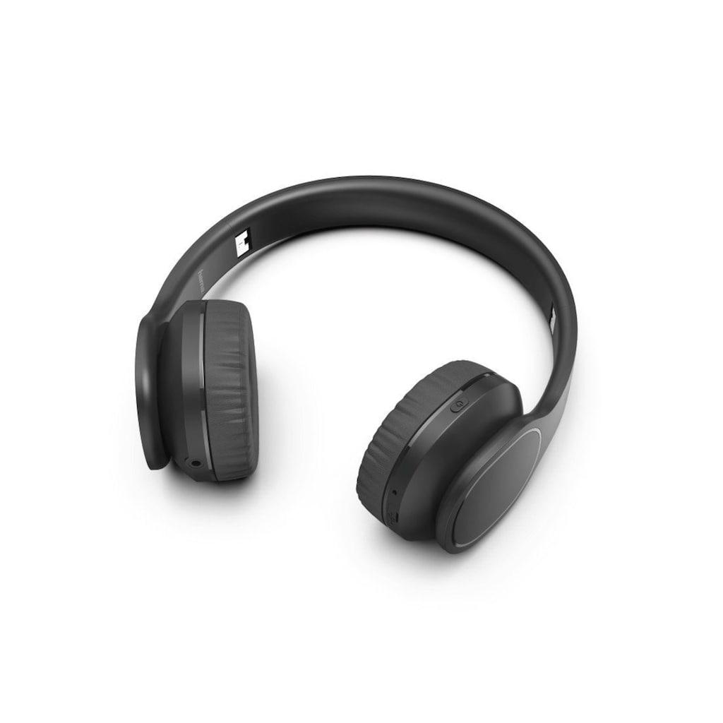 Hama On-Ear-Stereo-Headset Kopfhörer Bluetooth