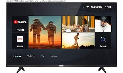 "TCL LED-Fernseher »43P611X1«, 108 cm/43 "", 4K Ultra HD, Smart-TV kaufen"