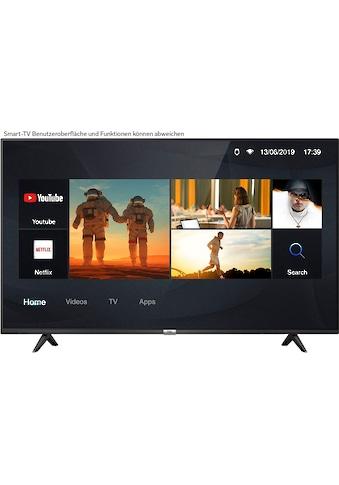 "TCL LED-Fernseher »43P611«, 108 cm/43 "", 4K Ultra HD, Smart-TV kaufen"