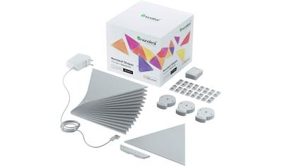 nanoleaf LED Panel »Nanoleaf Shapes Triangles Starter Kit - 15PK«, LED-Board,... kaufen