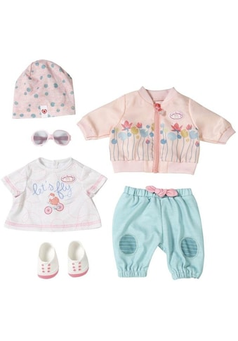 """Baby Annabell Puppenkleidung """"Active Fahrrad Deluxe Set"""", (Set, 7 - tlg.) kaufen"""