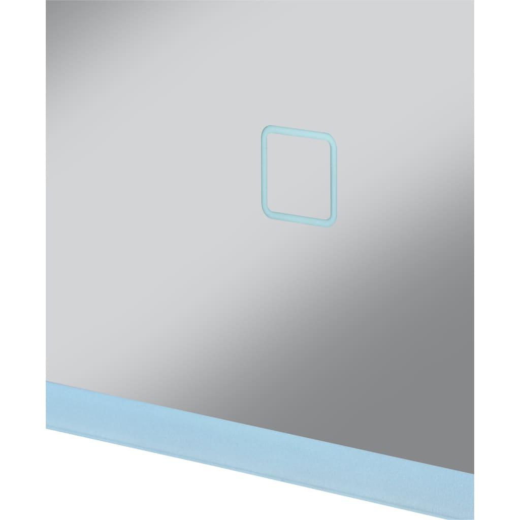 welltime Badspiegel »Santiago«, 80 x 60 cm