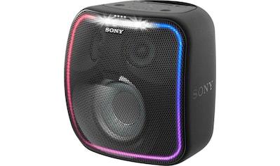 Sony »SRS - XB501G« Bluetooth - Lautsprecher (Bluetooth, WLAN (WiFi), NFC) kaufen