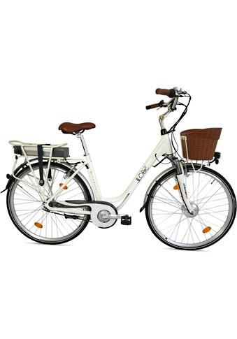LLobe E - Bike »White Motion 8 G«, 8 Gang Nabenschaltung, Frontmotor 250 W kaufen