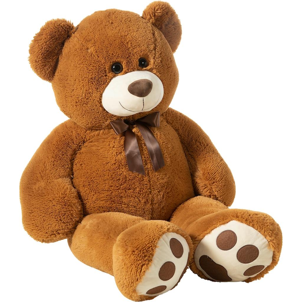 Heunec® Kuscheltier »Bär XL braun, 105 cm«