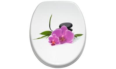 Sanilo WC - Sitz, »Orchidee« kaufen