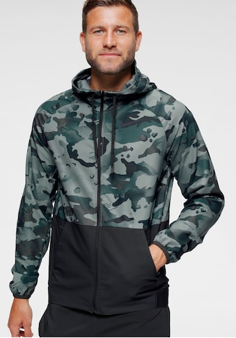 Nike Trainingsjacke »Men's Full-zip Camo Jacket« kaufen