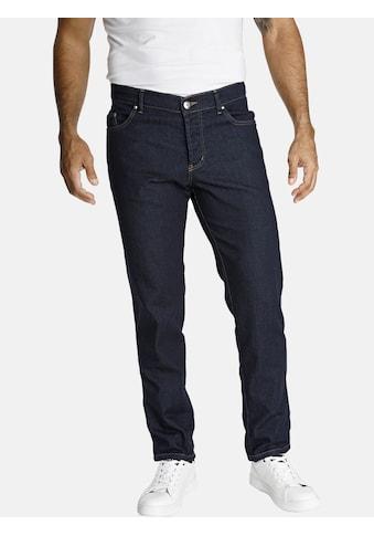Jan Vanderstorm 5-Pocket-Jeans »BARNET«, tiefe Farbe mit Kontraststepp kaufen