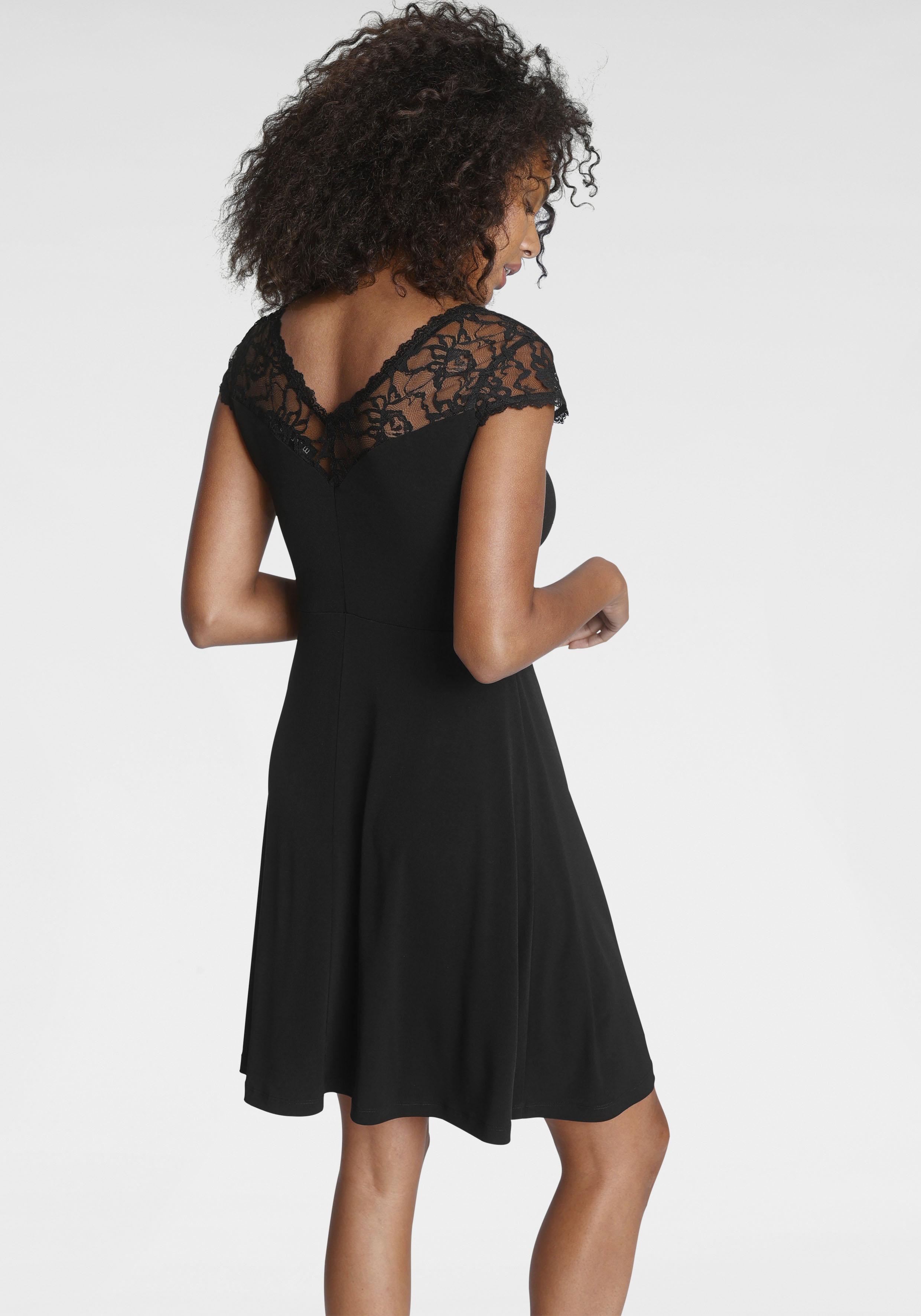 melrose -  Jerseykleid, mit Spitze - NEUE KOLLEKTION