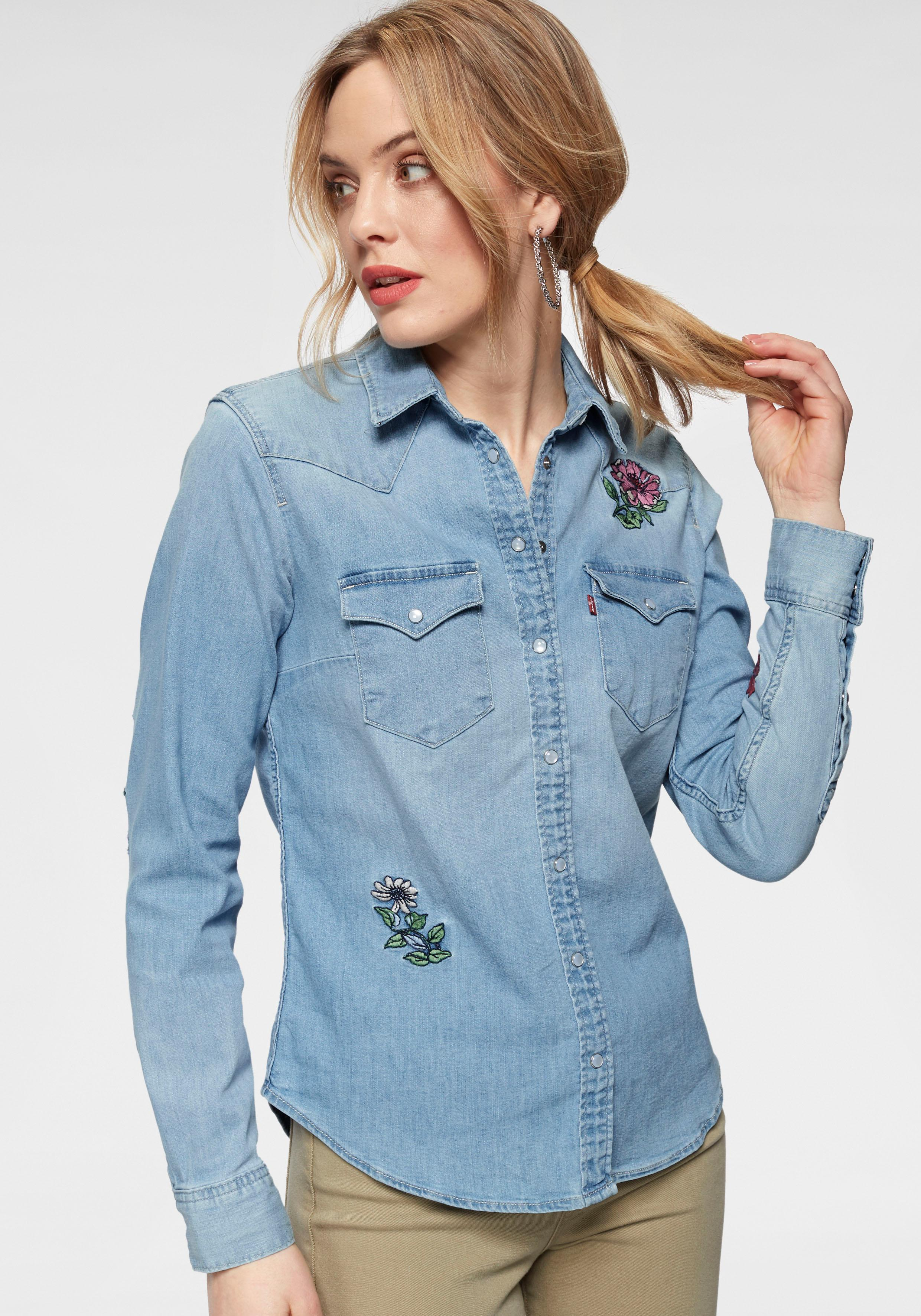 Levi's Jeansbluse Ultimate Western-Shirt