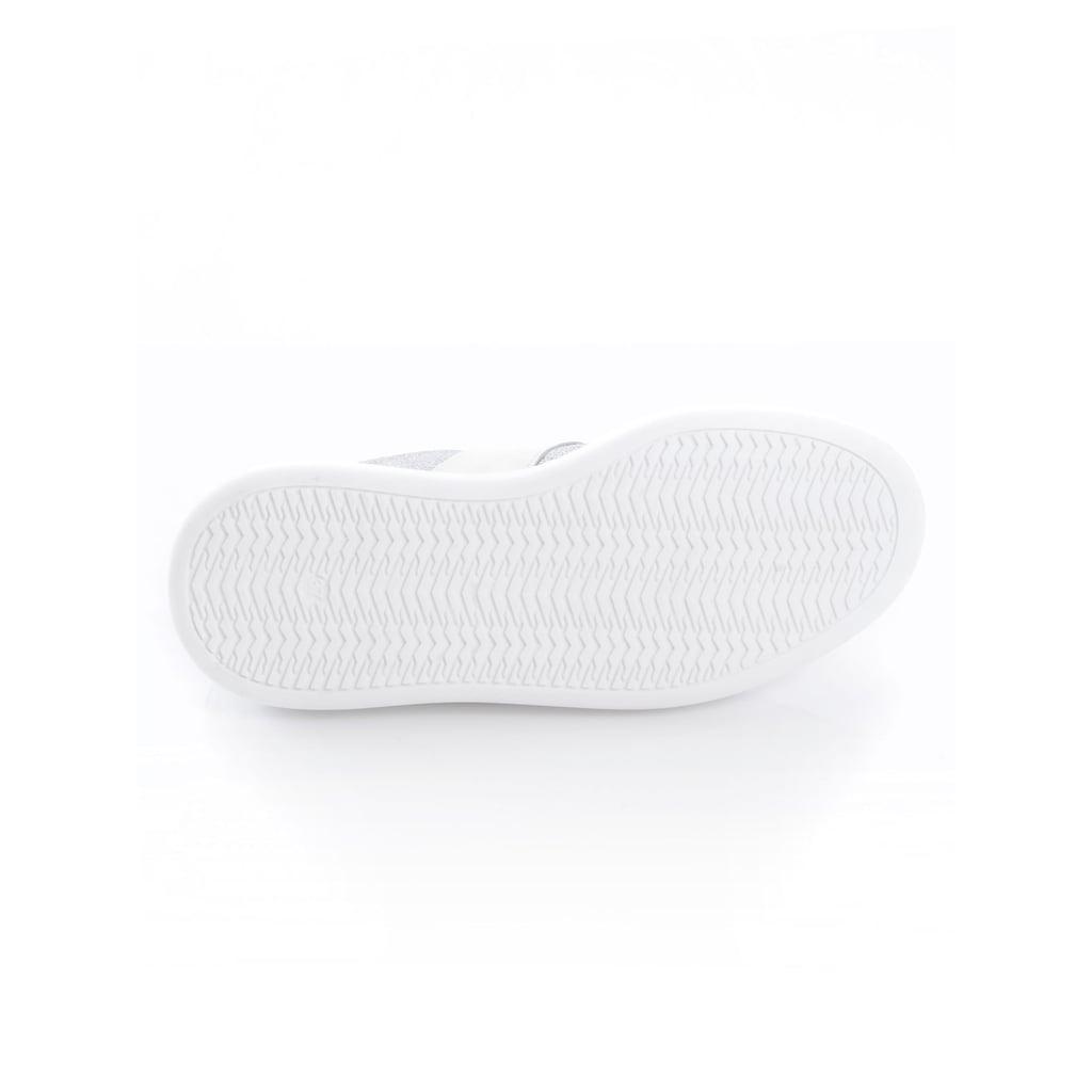 Alba Moda Sneaker als glitzerndes Highlight