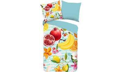 good morning Wendebettwäsche »Fruities«, mit Früchten kaufen