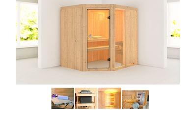 KONIFERA Sauna »Antero 2«, 196x170x198 cm, ohne Ofen kaufen