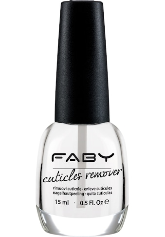 "FABY Nagelhautgel ""Cuticles Remover"" kaufen"