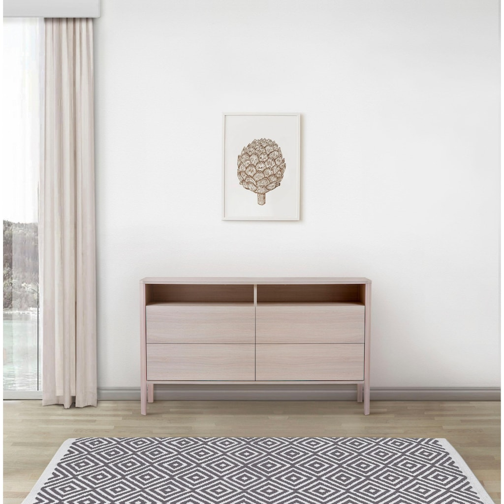 Woodman Sideboard »Oslo«, Breite 140 cm