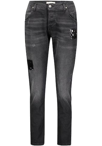 Please Jeans Boyfriend - Hose »P85B« kaufen
