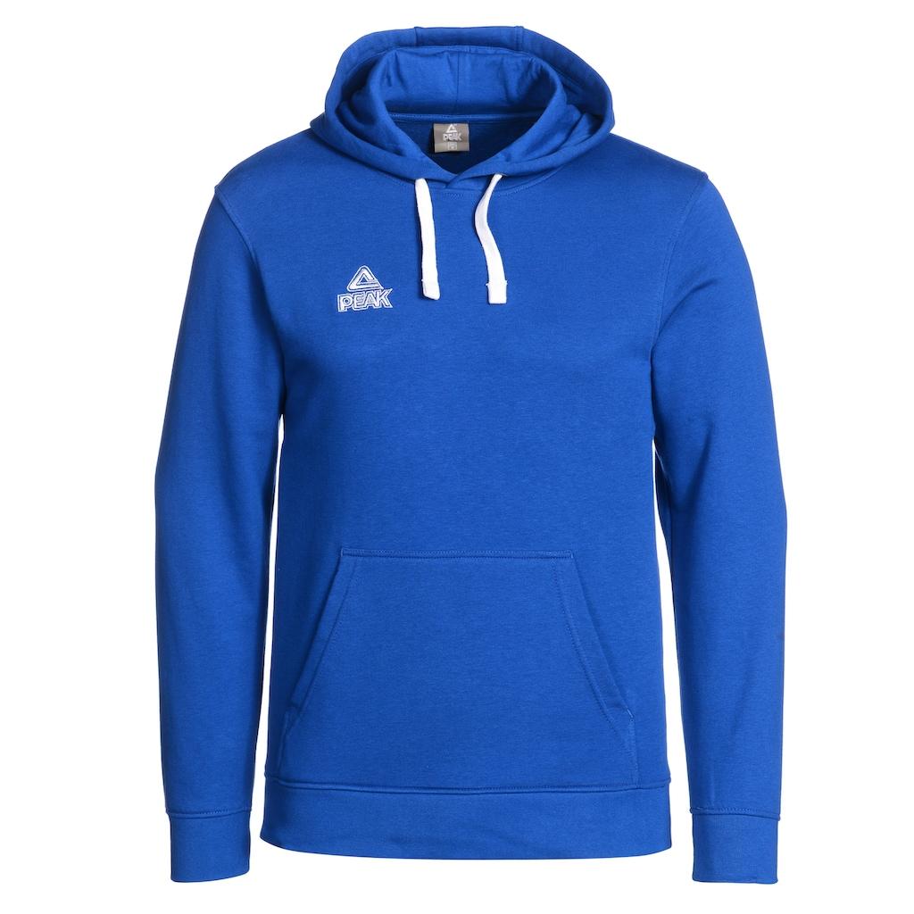 PEAK Kapuzensweatshirt, mit praktischer Bauchtasche