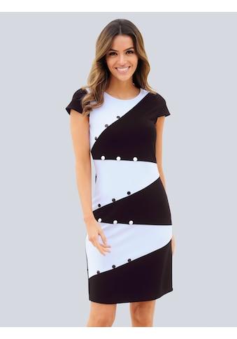 Alba Moda Strandkleid, mit Ziernieten kaufen