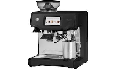 Sage Espressomaschine »the Barista Touch, SES880BTR«, Black Truffle kaufen