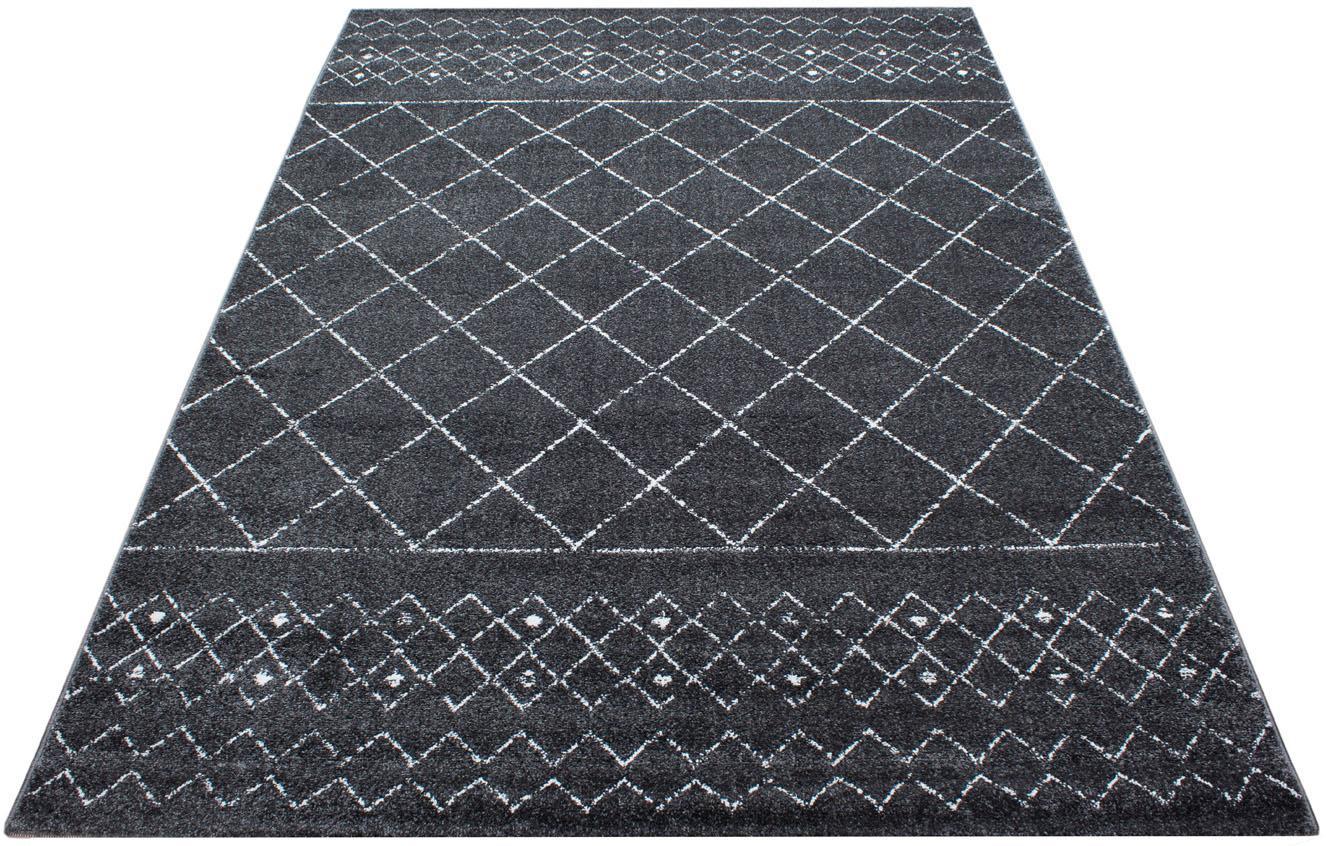Teppich Lucca 1830 Ayyildiz rechteckig Höhe 11 mm maschinell gewebt