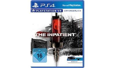 The Inpatient PlayStation 4 kaufen