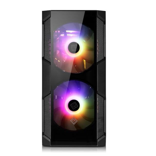 CSL »HydroX T8585 Wasserkühlung« Gaming-PC (AMD, Ryzen 5, Radeon Vega 11, Wasserkühlung)